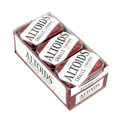 Altoids Smalls Sugar Free Cinnamon Mints - 9 Count