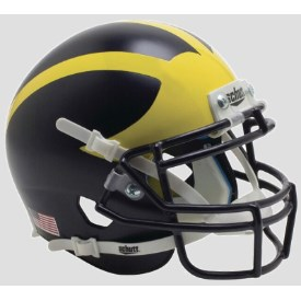 Michigan - Mini Helmet
