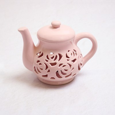 Ceramic Teapot Accent Light