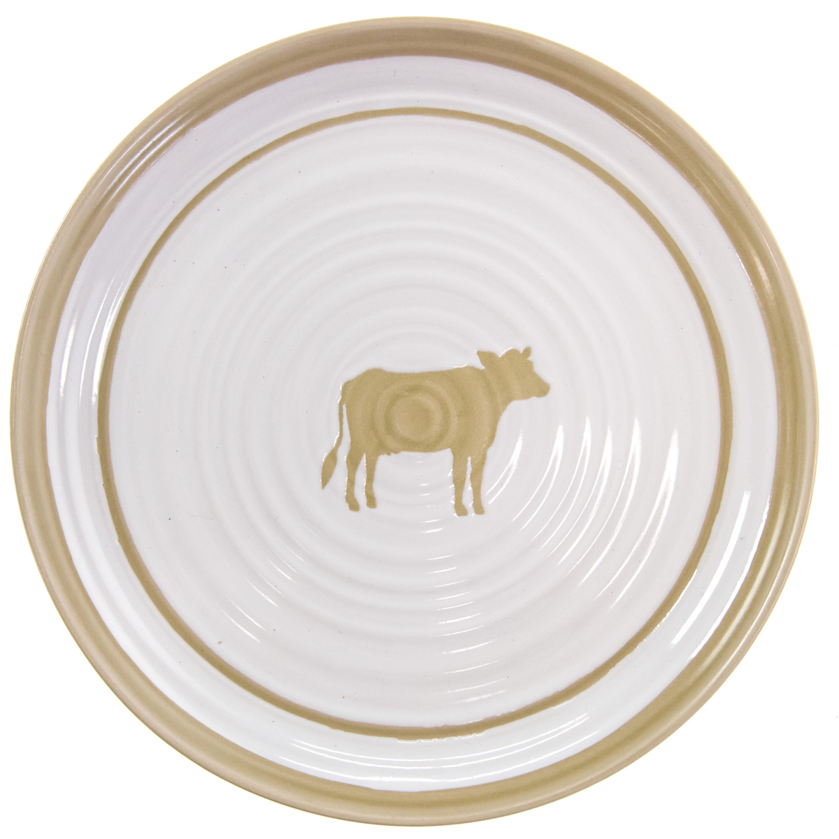 Stoneware Farmhouse Dinner Plate - Cow | Collections | Farmhouse - Cracker Barrel Old Country Store  sc 1 st  Shop Cracker Barrel & Stoneware Farmhouse Dinner Plate - Cow | Collections | Farmhouse ...