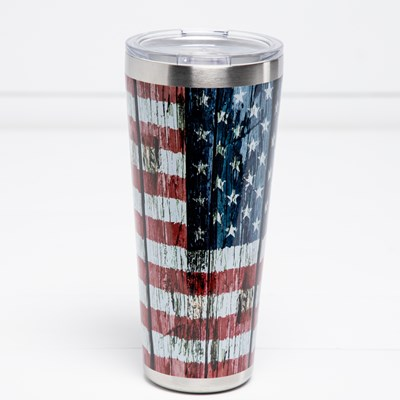 Weather Wood Tumbler - 32 oz.
