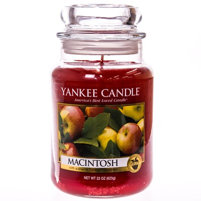 Yankee Candle ® Macintosh Large Jar Candle