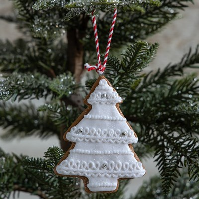 Oh Gussie! Claydough Christmas Tree Ornament