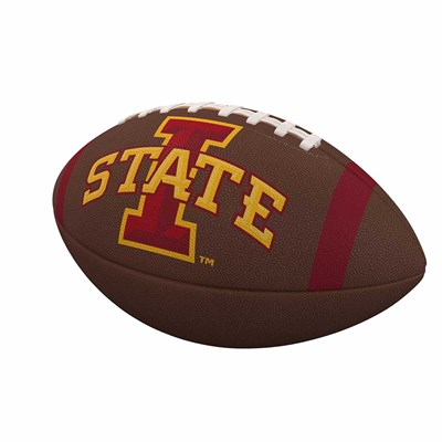 Iowa State - Full Size Composite Football