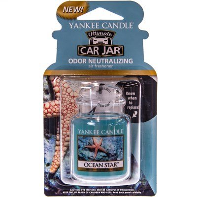 Yankee Candle ® Ocean Star ™ Car Jar ® Ultimate