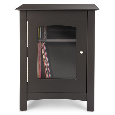 Crosley ® Bardstown Entertainment Center Cabinet - Black