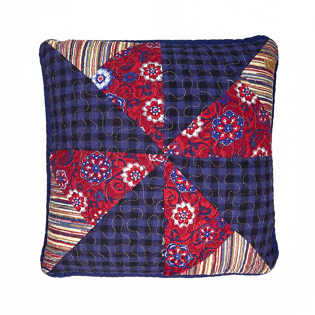 Plymouth Dec Pillow by Donna Sharp - Pinwheel