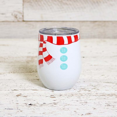 Swig Snowman Stemless Cup