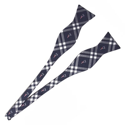 Woven Bow Tie - New England Patriots