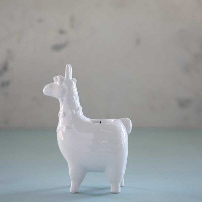 Llama Tea Light Holder