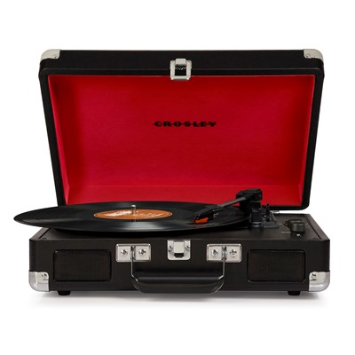 Crosley ® Cruiser Portable Record Player - Black