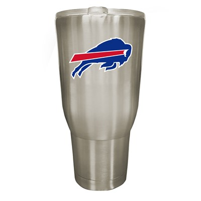 Buffalo Bills 32oz Stainless Steel Tumbler