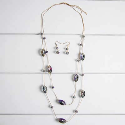 2-piece Mystic Necklace Set