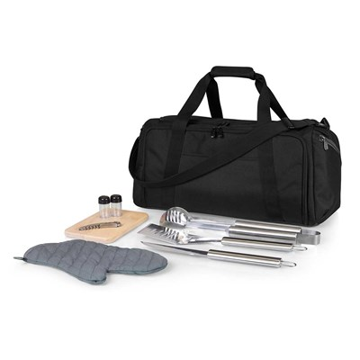 BBQ Kit Cooler Bag with Tools