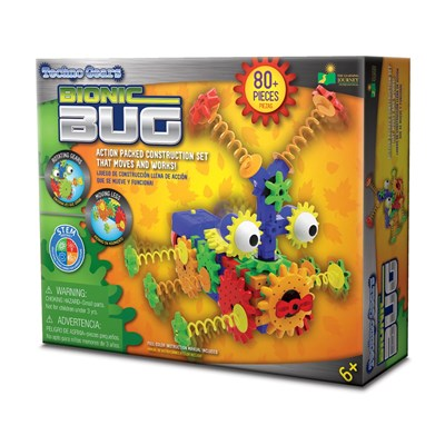 Techno Gears Bionic Bug Construction Set