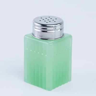 Jadeite Salt or Pepper Shaker