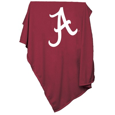 Sweatshirt Throw Blanket - Alabama