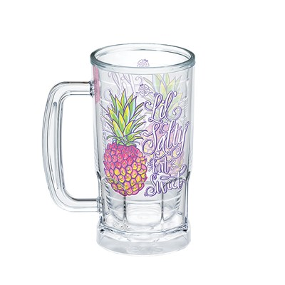 """Pineapple Lil Sweet"" 16 Oz. Beer Mug"