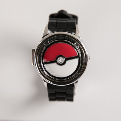 Pokemon Spinner Watch