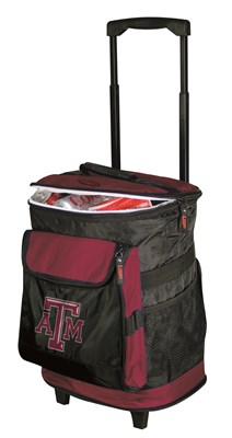 Rolling Cooler - Texas A&M