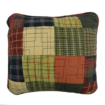 Woodland Square Decorative Pillow by Donna Sharp