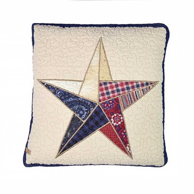 Plymouth Decorative Pillow by Donna Sharp - Star