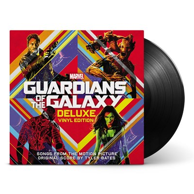 Guardians of the Galaxy Soundtrack Deluxe Vinyl