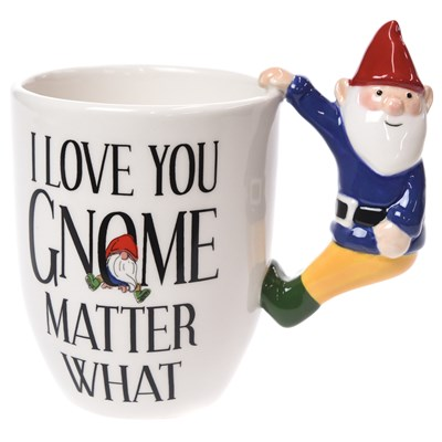 I love you knome matter what mug