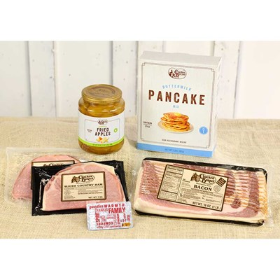Smokehouse Pancake Breakfast with $25 Gift Card