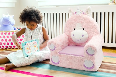 Pink Unicorn Chair