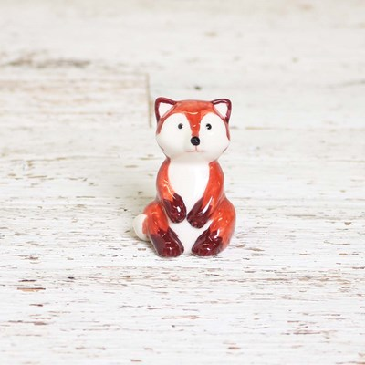 Mini Fox Salt Shaker