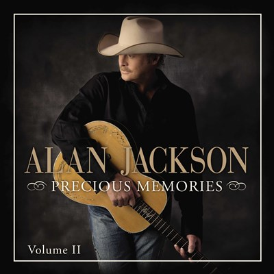 Alan Jackson - Precious Memories Vol. II CD