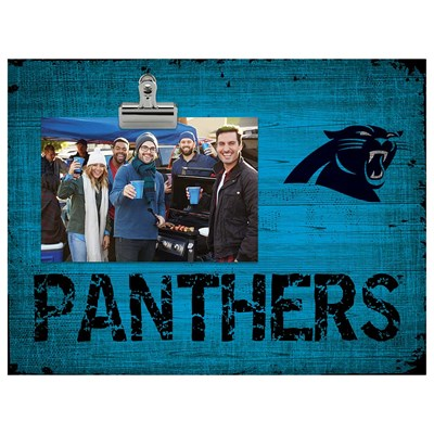 Carolina Panthers - Team Clip Frame