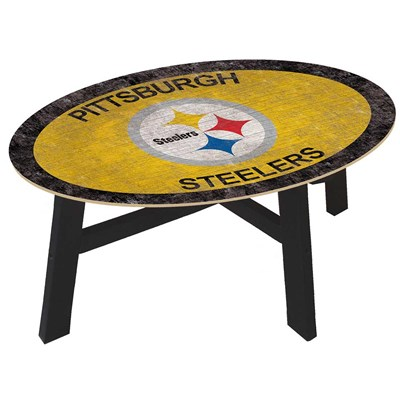 Pittsburgh Steelers - Team Color Coffee Table