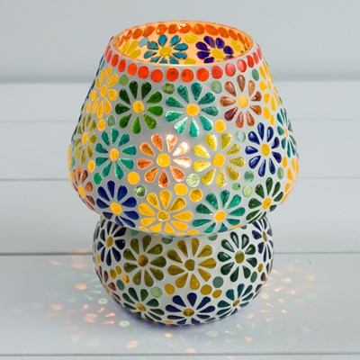Mosaic Accent Lamp