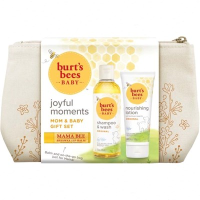 "Burt's Bees Baby ""Joyful Moments"" Gift Set"