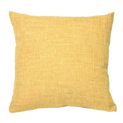 Country Charm Decorative Pillow by Donna Sharp - Gold