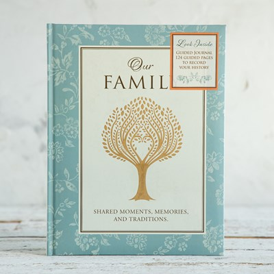 Our Family Memories Book