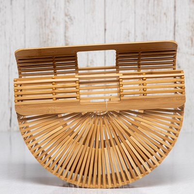 Women's Bamboo Purse