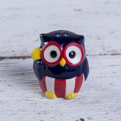 Mini Owl Pepper Shaker