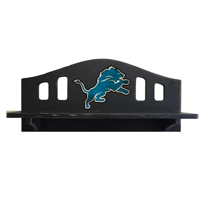 Detroit Lions - Distressed Shelf