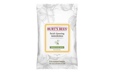 Burt's Bees ® Towelettes 10ct Sensitive Skin