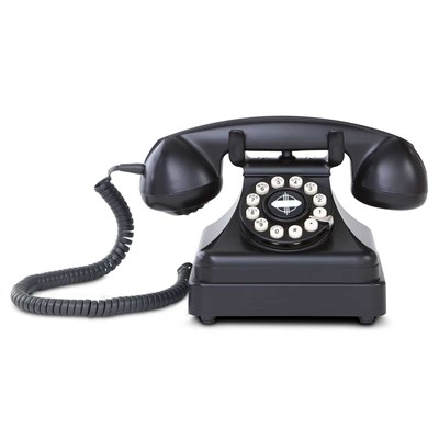Kettle Classic Desk Phone - Black