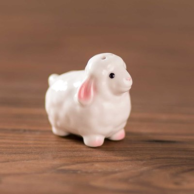 Mini Lamb Salt Shaker