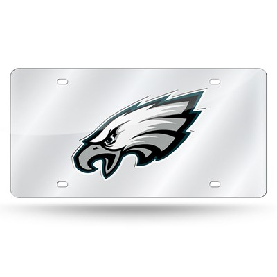 Philadelphia Eagles Laser License Plate