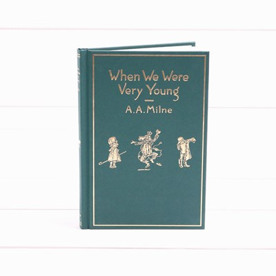 When We Were Very Young - Classic Book