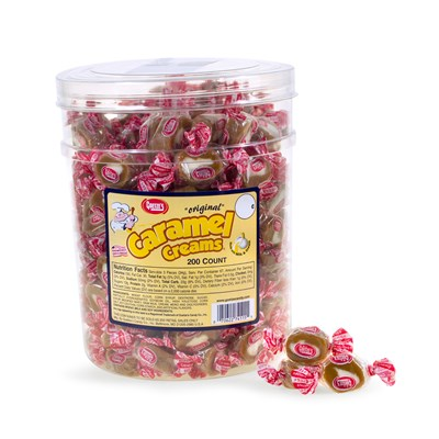Goetze's Caramel Cream Tub - 200 Pieces