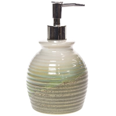 Oh Gussie! Stoneware Soap Dispenser
