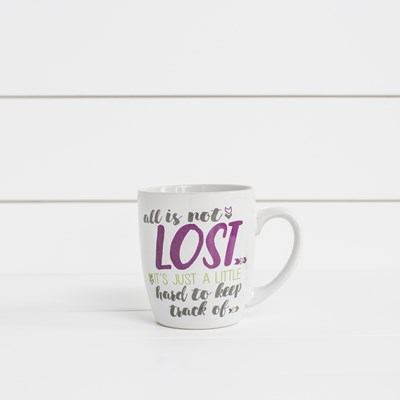 """All is Not Lost"" Mug"