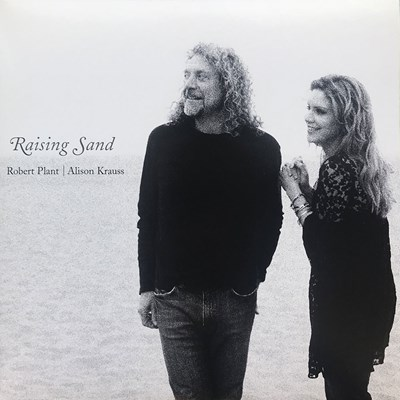 Alison Krauss and Robert Plant - Raising Sand LP